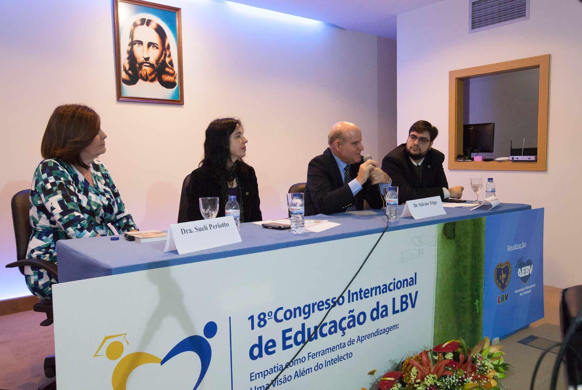 Porto/Portugal —LBV de Portugal sedia o18º Congresso Internacional de Educação, sob o temaEmpatia como Ferramenta de Aprendizagem: Uma Visão Além do Intelecto.