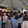 DOMINGO, 5 — A praça da Alfândega recebeu um grande público neste primeiro final de semana da 63ª Feira do Livro de Porto Alegre.