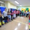 Brincar é um direito assegurado no Estatuto da Criança e do Adolescentes (ECA). Esta oficina estimulou nos participantes a reflexão sobre a importância do brincar na formação solidária do aluno.