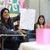 A oficina apresenta aos participantes dicas de como trabalhar o ecumenismo em sala de aula convidando congressistas a criar um desenho com características físicas de três personagens da literatura infantil brasileira e os participantes devem escolher as melhores características para seus personagens. #EducaçãoLBV
