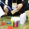 A oficina foi muito divertida e os participantes puderam aprender um pouco mais sobre o mundo das emoções matemáticas.