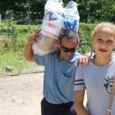 Palhoça, SC —Em um período de desafio econômico que o Brasil vive, a solidariedade ainda está no coração das pessoas. Ao doar para a LBV, a sua contribuição ajuda a mudar a realidade de muitas famílias neste natal. A você, o nosso muito obrigado!