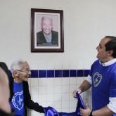 Anápolis, GO — A nova unidade ganhou uma sala batizada com o nome de Messias Alves da Rocha, valoroso colaboradore voluntário que desde os primórdios ajudouna expansão do trabalho da LBV em Goiás.
