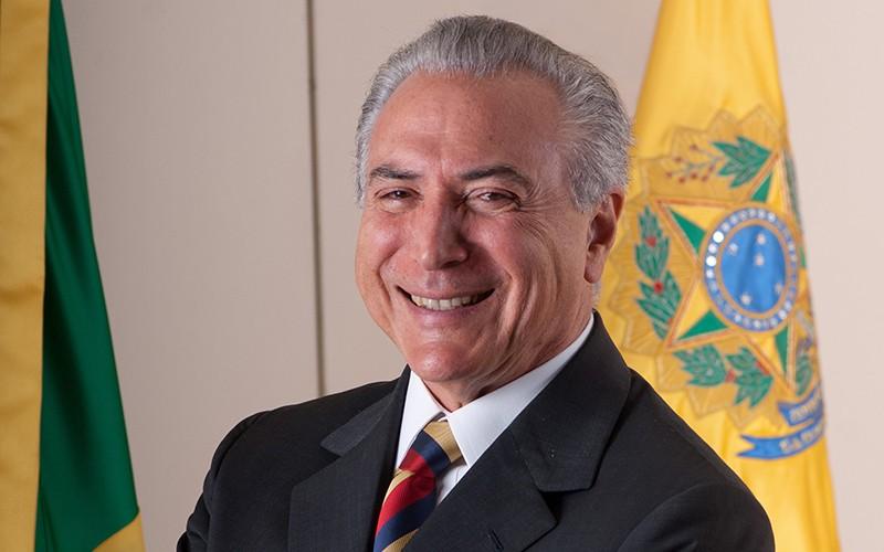 Michel Temer em São Luís