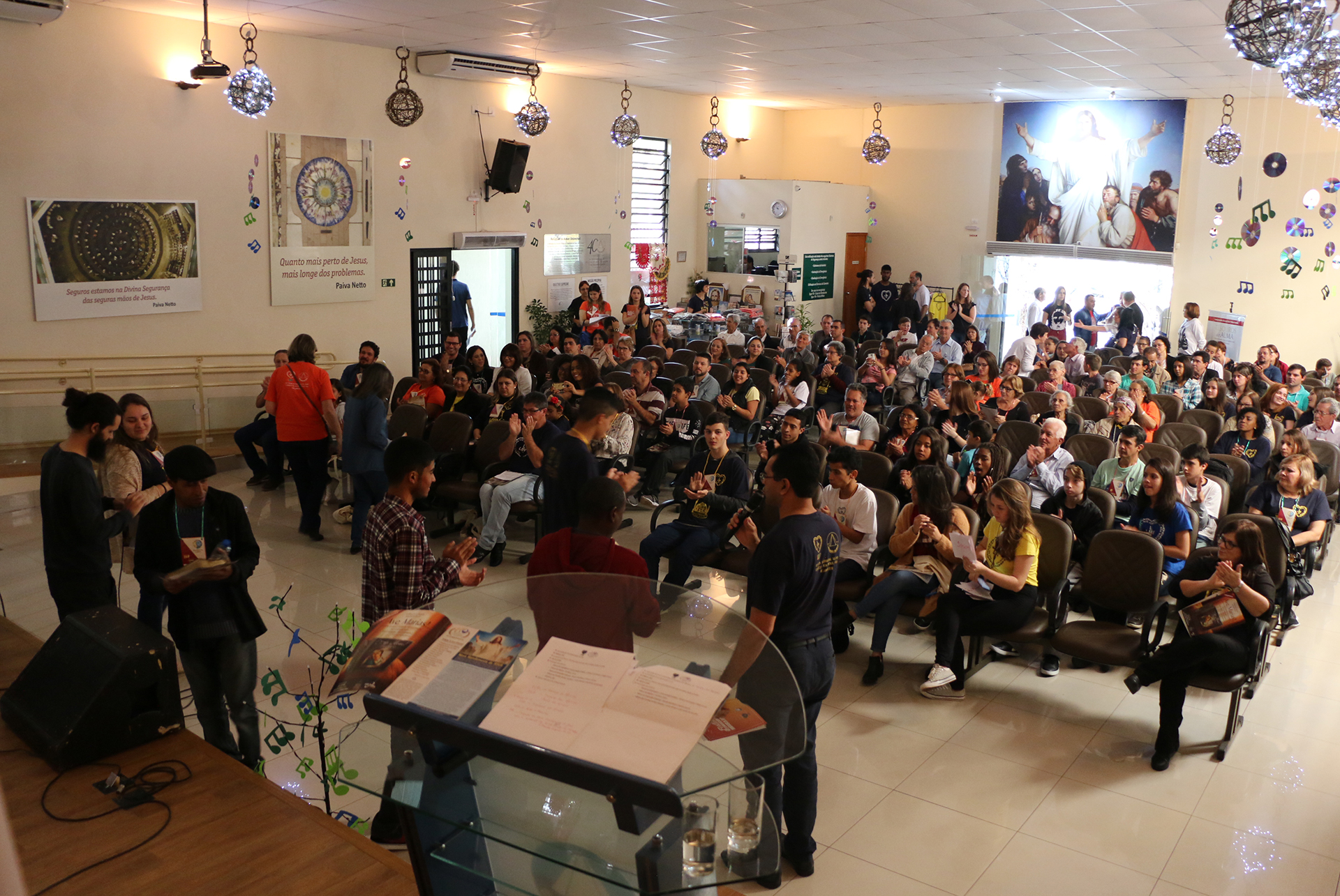 Maringá, PR - A Igreja Ecumênica na cidade