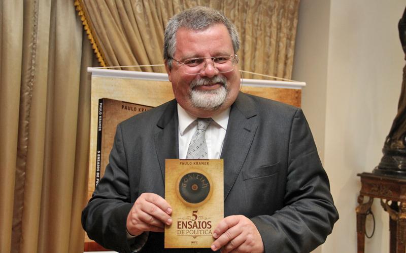 Resultado de imagem para Paulo Kramer é cientista político, com doutorado pelo Instituto Universitário de Pesquisas do Rio de Janeiro (Iuperj)