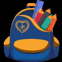 Itens: Kit pedagógico