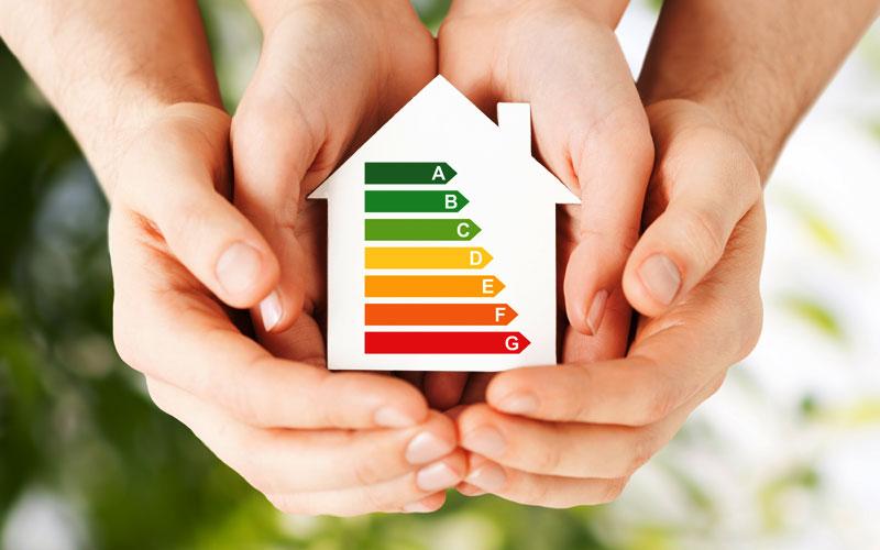 Procure comprar aparelhos eletrodomésticos que consomem menos energia, como os que são registrados pelo Inmetro como de classe A, B e C. Poupar energia ajuda a reduzir a poluição do ar.