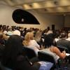Vista parcial do público que superlota o auditório Austregésilo de Athayde, no ParlaMundi da LBV, onde está sendo realizado o Painel Temático Espiritualidade, Saúde e Ciência.