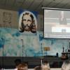Campinas, SP — Cristãos do Novo Mandamento de Jesus se reuniram na Igreja Ecumênica da Religião do Terceiro Milênio para acompanharem a histórica e vibrante mensagem fraterna do Irmão Paiva Netto, proferida durante o Jubileu de Prata do Templo do Boa Vontade.