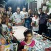 JOINVILLE, SC — Fortalecendo o coração nos ensinamentos elevados do Cristo, a família deDiuciléia BizotoSossaieJoãodeOliveira realizam a Cruzada do Novo Madamento de Jesus no Lar.
