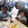 Uberlândia, MG — Os pais das crianças também marcaram presença neste evento especial. =D