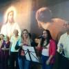 SANTO ANDRÉ, SP — As Músicas Legionárias também fizeram parte dessa programação de paz.