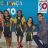 Araçatuba, SP — O diretor e educador ambiental da Secretaria Municipal do Meio Ambiente e Sustentabilidade, sr. Valdir da Silva Cosmo, prestigiou a entrega dos kits oferecidos para as crianças e destacou: