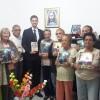 RIO DE JANEIRO, RJ —Em celebração ao Dia Internacional da Família, comemorado no dia 15 de maio,a família deGeminiana Dias da Rocha realizou a Cruzada do Novo Mandamento de Jesus noLar.