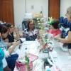 Salvador, BA —Por meio da Sala Nair Torres, são desenvolvidasações solidárias, trocas de experiências e fortalecimento dos vínculos de amizade.