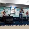 UBERLÂNDIA, MG — Com muito empenho, os Jovens Legionários expressaram seu amor pelo Cristo de Deus por meio da música.