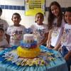 PETRÓPOLIS, RJ — Os Soldadinhos de Deus, da LBV, registram com alegria sua participação no evento.