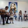 PETRÓPOLIS, RJ —Os Soldadinhos de Deus, da LBV, se divertem nas atividades e brincadeiras do 16º Fórum Internacional dos Soldadinhos de Deus, da LBV.