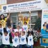 Montevideo, Uruguai — Com muita alegria, as crianças se reuniram para a abertura do 17º Fórum Internacional dos Soldadinhos de Deus, da LBV.
