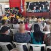 Montevideo, Uruguai — Os Soldadinhos de Deus, da LBV, e suas famílias participam, muito felizes, da abertura da nova edição do Fórum. :)