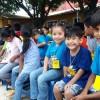 Santa Cruz, Bolívia — As crianças estavam animadas para a abertura do 17º Fórum Internacional dos Soldadinhos de Deus, da LBV. =D