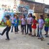 Santa Cruz, Bolívia — Muitas brincadeiras divertiram os Soldadinhos de Deus, da LBV. =D