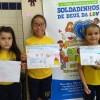 BAURU, SP — Por meio de atividades lúdicas e educativas, as crianças discutiram ações que promovam a vitória do Amor Fraterno, do Respeito e da Solidariedade em todos os âmbitos da vida.