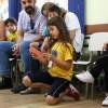 """São Paulo, SP — Na oficina """"Cidadão! Eu sou"""", as crianças aprenderam práticas para serem bons cidadãos. :)"""