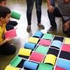 """São Paulo, SP — Na oficina """"Inclusão no coração"""", as crianças participaram de atividades com foco na união, na valorização e no respeito ao próximo."""