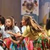 São Paulo, SP — Os Soldadinhos de Deus, da LBV, animaram todas as famílias presentes no evento. =D