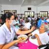 Volta Redonda/RJ — O cardápio e dietas especiais seguem são preparados por uma nutricionista e inclue o acompanhamento da equipe multidisciplinar que trabalho no Lar.