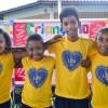 Belo Horizonte, MG - A solidariedade do povo é capaz de transformar o sorriso dessas crianças, olha só!!