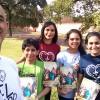 Assunção, Paraguai—Jovens ecumênicos realizama Campanha de Entronização do Novo Mandamento de Jesus nos Corações de Boa Vontade.