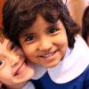 ARGENTINA, BUENOS AIRES - LBV — Niño: ¡El Futuro en el Presente!: Participan en el programa niñas y niños de 6 a 12 años de edad, que concurren a los Centros Comunitarios de Asistencia Social en contraturno al horario escolar. La iniciativa contribuye al protagonismo infantil, por considerar la historia de vida y las singularidades de los niños, por medio de actividades que despiertan capacidades y habilidades, promueven la vivencia de valores e integran a la familia.