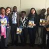 Nova York, EUA — A equipe da LBV junto com integrantes da delegação da Angola.