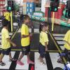 MACEIÓ, BRASIL - Las Educadoras y los niños de la LBV participan de taller sobre los cuidados en el tránsito. Dentro de los temas abordados, están: la senda peatonal, los semáforos y las señales de tránsito. Durante la actividad, los atendidos por la Institución confeccionaron los materiales alusivos al tema.