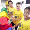 JOÃO PESSOA, BRASIL - El tema de la sostenibilidad es tratado de forma especial en las unidades educativas de la LBV. Desde temprano el niño aprende la importancia de preservar la Naturaleza, la vida y la relación de equilibrio con el Medio Ambiente, mediante acciones y proyectos educativos.