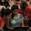 Brazilo — Ĉiusemajne okazas studoj por debatoj kaj enprofundiĝo en la temon de la Forumo, kaj ankaŭ ĉiumonataj renkontiĝoj, kiuj pritraktas temojn pri la junula vivo, laŭ la perspektivo de Ekumena Spiritualeco.