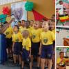 SALVADOR, BAHIA - En las escuelas de la LBV, las clases de música componen el currículo escolar. Los pequeños músicos se dividen en el estudio de flauta transversa, violín, violoncelo, viola y clarinete.