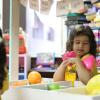 SÃO PAULO, BRASIL - Los espacios lúdicos, por ejemplo la Ludoteca de la escuela, son compuestos por juegos pedagógicos, que posibilitan a los alumnos a desarrollar habilidades motoras, intelectuales y emocionales, así como la concentración, la autonomía y la socialización.