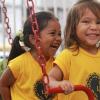 BELÉM, BRASIL - En ambiente seguro y bien cuidado, la Institución educa y transmite valores de ciudadanía, promoviendo así el rescate de la autoestima. En cada una de sus unidades, colaboradores y voluntarios reciben capacitación profesional, con el fin de que puedan atender mejor a quien lo necesita.