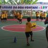 MANAUS, BRASIL - La LBV cree en el futuro de millones de niños, por eso desarrolla actividades ricas en experiencias lúdicas, culturales, artísticas y deportivas como forma de expresión, interacción, aprendizaje, convivencia y protección social.