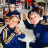 MONTEVIDEO, URUGUAY - En ambiente seguro y bien cuidado, la Institución educa y transmite valores de ciudadanía, promoviendo así el rescate de la autoestima. En cada una de sus unidades, colaboradores y voluntarios reciben capacitación profesional, con el fin de que puedan atender mejor a quien lo necesita.