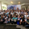 Estudos, ações solidárias e culturais e Fóruns com a Juventude Legionária.