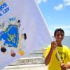 ARACAJU, SE — Bastidores da gravação do clipe da música-temado 14º Fórum Internacional dos Soldadinhos de Deus, da LBV: Brado de Paz. O evento ocorrerá em várias cidades do Brasil e do exterior no dia 19 de março de 2016.