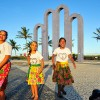 ARACAJU, SE —Além de valorizara rica natureza do nordeste brasileiro, o clipe ficou ainda mais lindo ao apresentar os pontos turísticos da capital sergipiana, a exemplo dos Arcos da Orla deAtalaia.