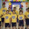 NATAL, RN — As crianças atendidas no Centro Comunitário de Assistência Social, da LBV, prepararam um belíssimo musical para receber as famílias no evento de abertura do Fórum.