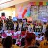 Natal, RN - Momento festivo para crianças, adolecentes e familiares durante entrega do material escolar pedagógico da LBV.