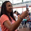 Engenheiro Paulo de Frontin, RJ - No workshop de Comunicação, as atividades desenvolvidas tinham por objetivo conscientizar sobre o bom uso das redes sociais, tendo sempre Jesus como o Grande Diferencial na vida do jovem e das famílias.